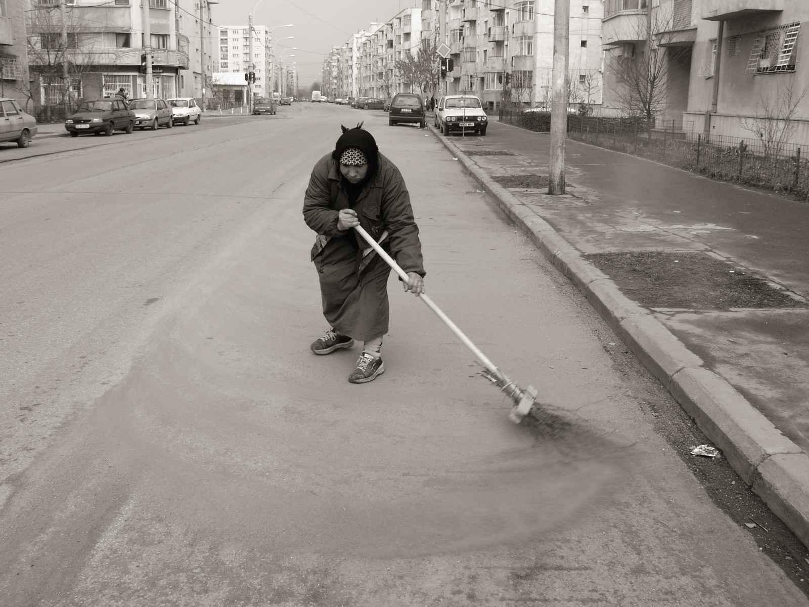 Prima sa fotografie de stradă, făcută în 2004.