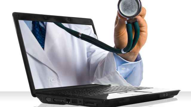 Stehoscope-Coming-Out-Laptop-Doctor