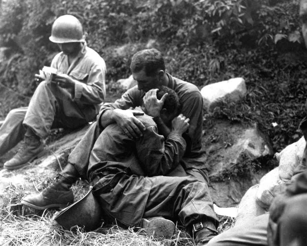 WAR AND CONFLICT BOOK ERA:  KOREAN WAR/AID & COMFORT