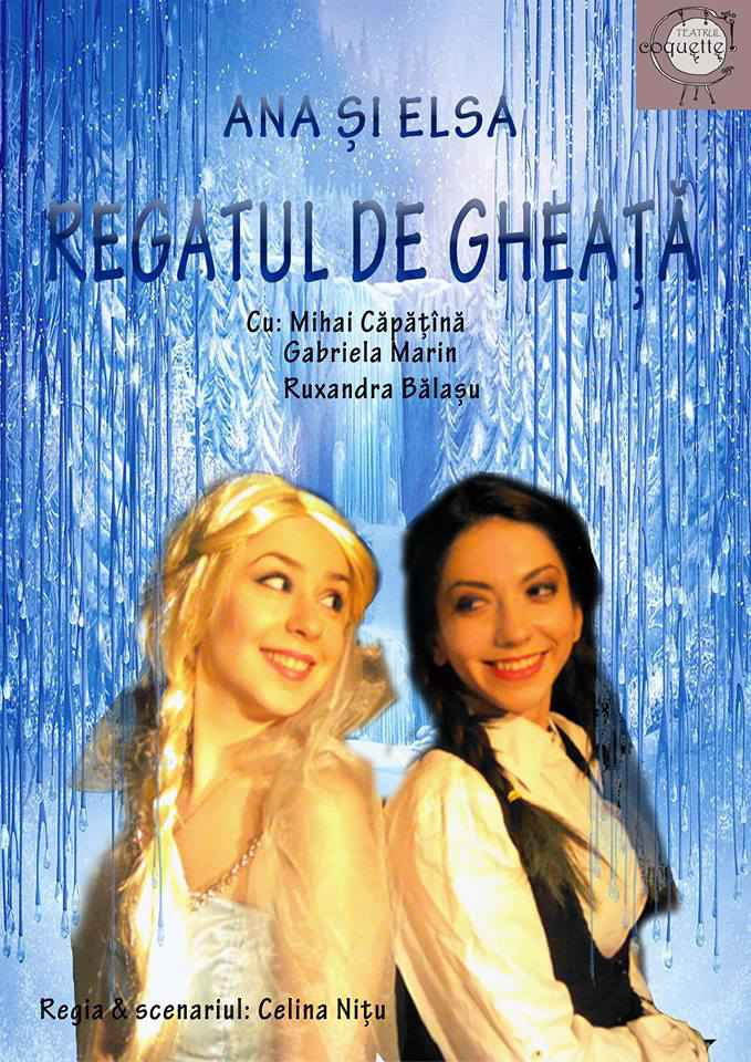 Afis Ana si Elsa
