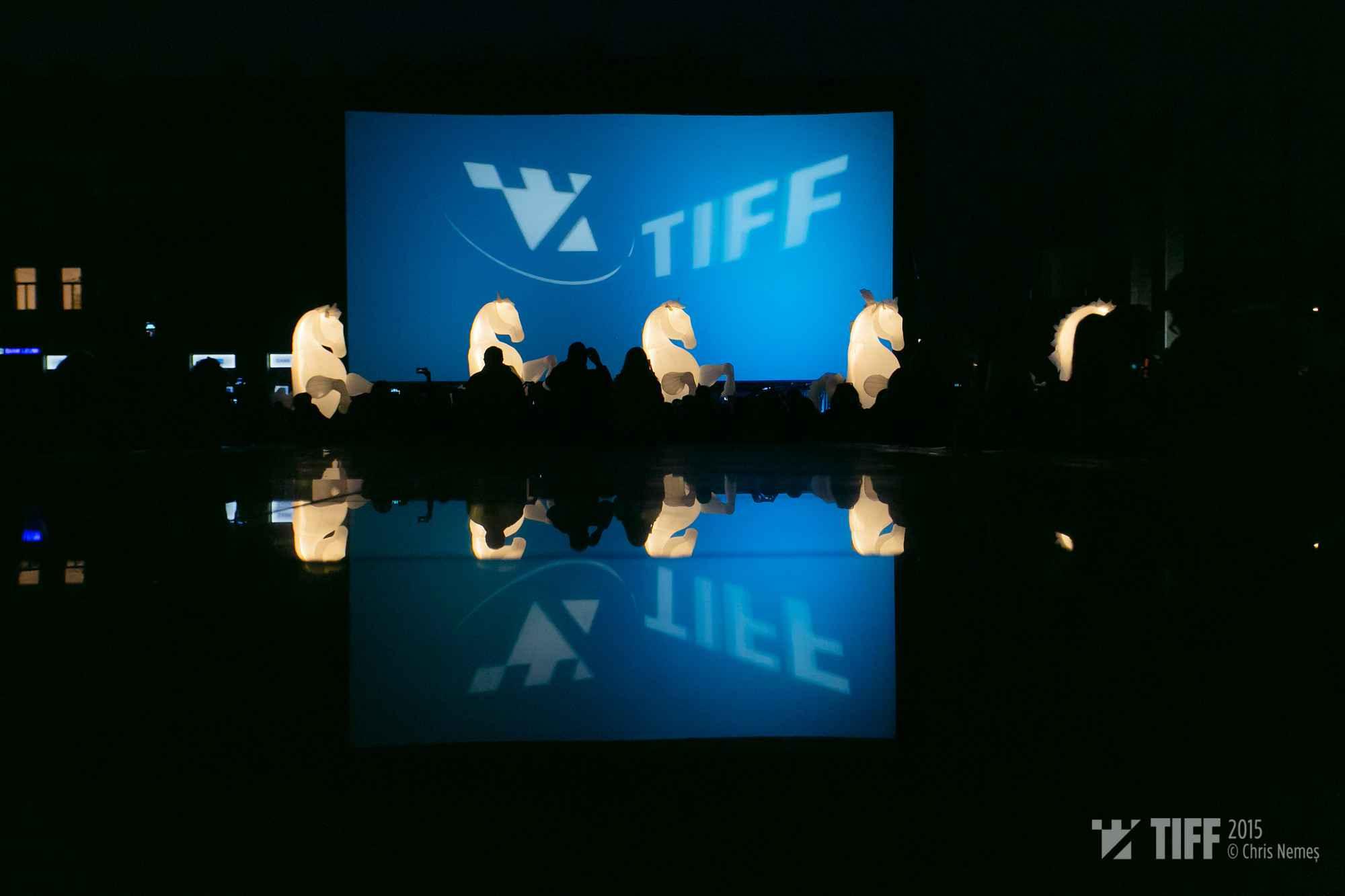 Compagnie des Quidams - Deschiderea TIFF 2015 Foto Chris Nemes 2